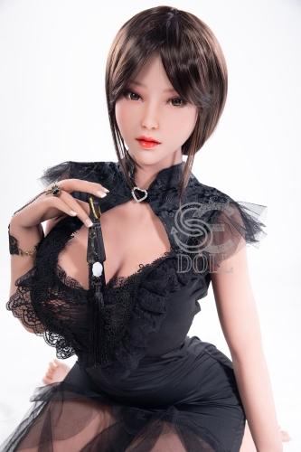 SE DOLL Masami 161cm/ Fカップセクシー熟女巨乳TPE製ラブドール