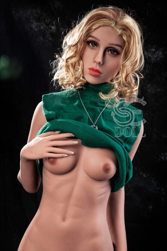 SE DOLL Lisa 166cm/ Bカップ 外国女金髪等身大ラブドール
