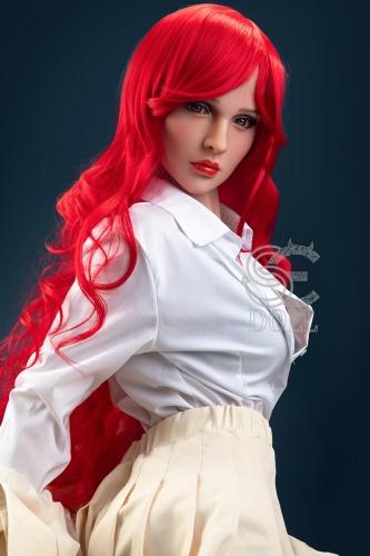 SE DOLL Brittany 166cm/ Cカップ 赤髪等身大リアルドール