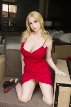 WM DOLL 多香穂 161cm Gカップ 熟女 赤いサスペンダー 高級ダッチワイフ