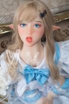 WM DOLL エルフ 165cm 金髪 巨乳 リアルドール