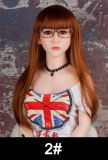 WM DOLL 玲也 168cm Bカップ  中國少女 セックスドール