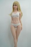 Piper doll mini Elsa 100cm B-Cup シリコンドール頭身一体