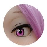DollHouse168 Akane 茜 90cm/Eカップ  パープル髪 人気TPEドール 等身大ドール