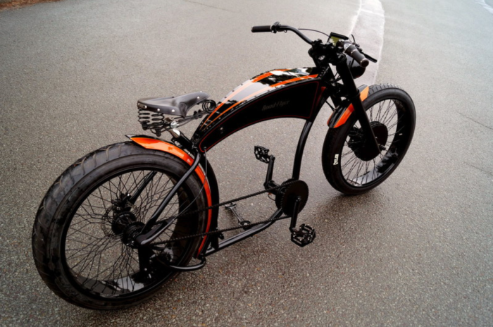 [Limited Time Special] - 2021 Road-Flyer E-Bike