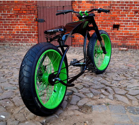 [Limited Time Special] - 2021 Monster Cruiser 1.0 E-Bike