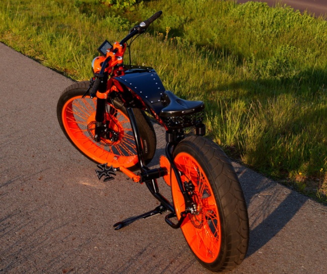[Limited Time Special] - 2021 Monster Cruiser 2.0 E-Bike