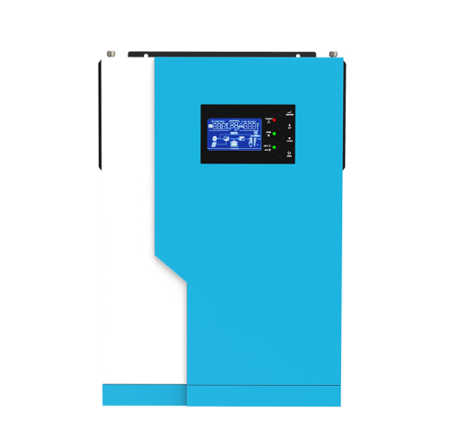 3.5KW5.5KW high frequency inverter integrated machine built-in 24V48V100A MPPT solar controller