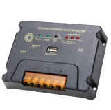 10A/20A MPPT Solar Charge Controller PV Solar Panel Battery Regulator 1 buyer