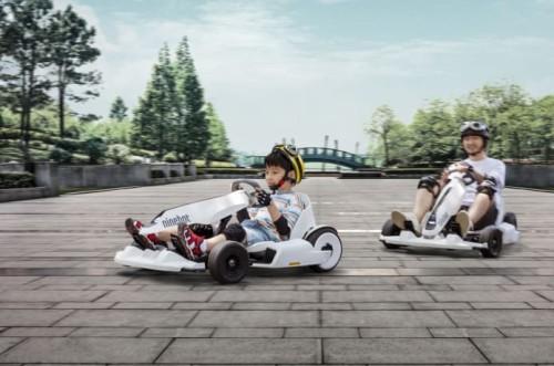 Ninebot Electric Gokart: The Coolest Gokart Ever(Factory closures big sale)