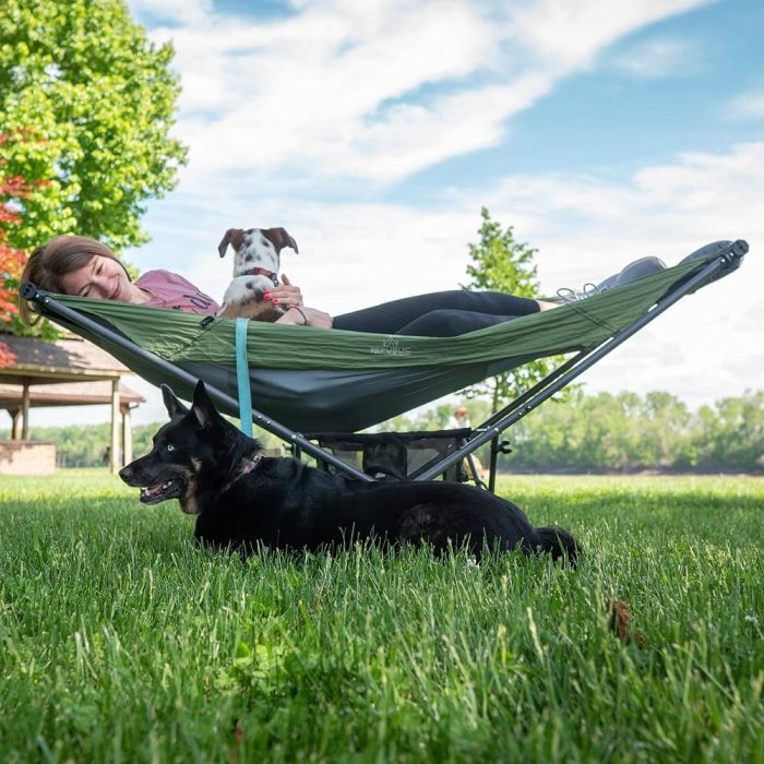 ✨Limited Time Hot Sale✨Compact Folding Hammock