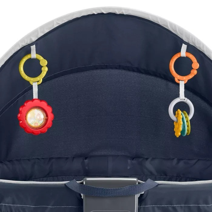 Baby Dome--A Play Space And A Comfy Napping Spot
