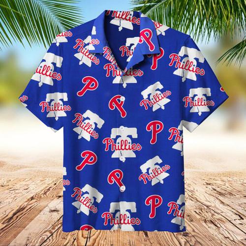 MLB Philadelphia Phillies   Collectible Hawaiian shirt