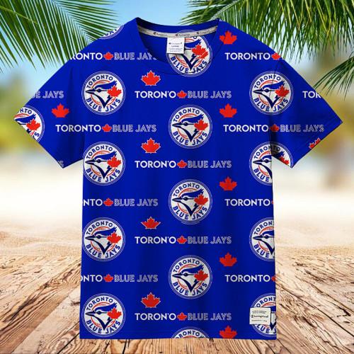 MLB Toronto Blue Jays   Collectible Hawaiian shirt