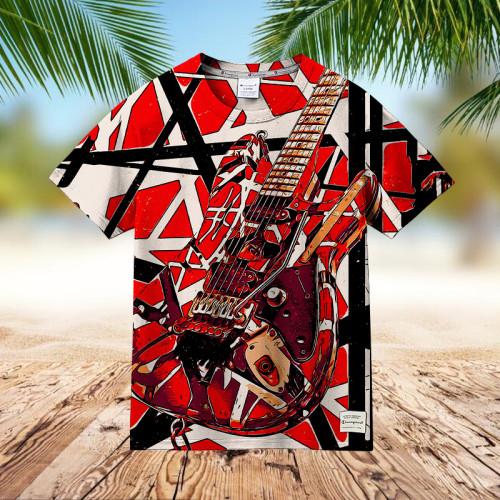 Van Halen   Collectible Hawaiian shirt
