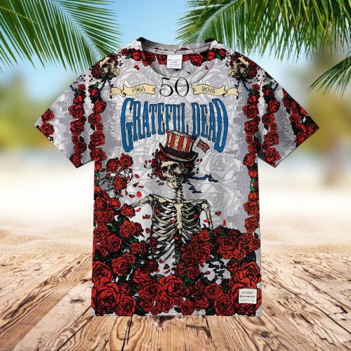 Grateful Dead   Collectible Hawaiian shirt