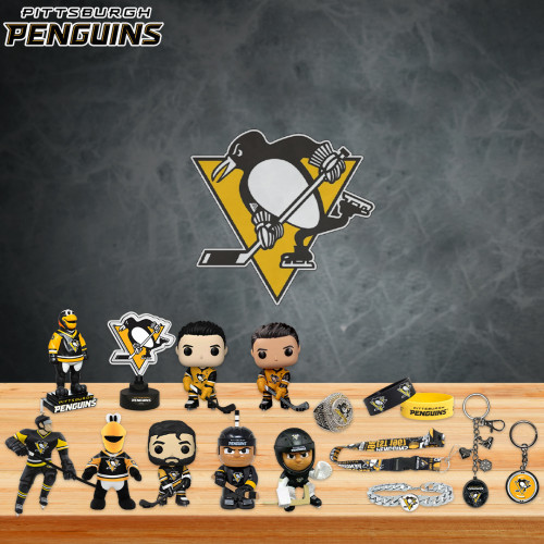 🎁Pittsburgh Penguins Advent Calendar -- The One With 24 Little Doors