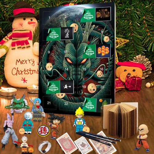Christmas Dragon Ball Advent Calendar - 🎉give away 24 Star Wars gifts