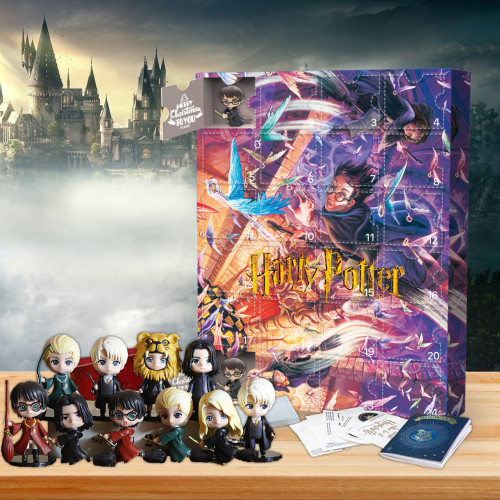 Christmas 24 days Advent Calendar - 🎉give away 24PCS Harry Potter gifts