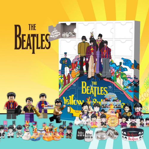 The Beatles Advent Calendar -- The One With 24 Gifts