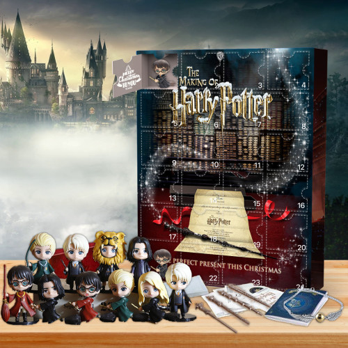 Harry Potter Advent Calendar -- The One With 24 Little Gifts