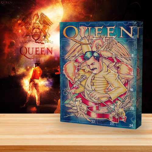 Queen Advent Calendar -- The One With 24 Gifts