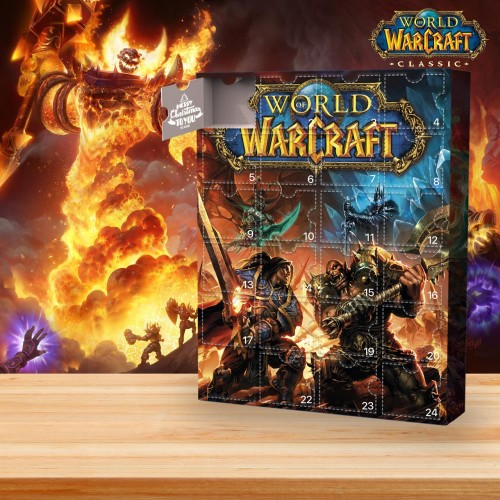 World of Warcraft Advent Calend🌌 -✨The One With 24 Gifts