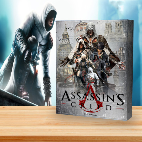Assassin's Creed Advent Calendar -- 🎁The One With 24 Little Doors