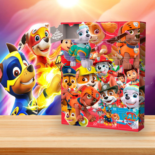🐶PAW Patrol  Advent Calendar -- 🎁The One With 24 Gifts