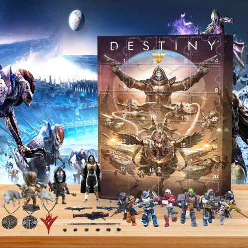 Destiny Advent Calendar -- 🎁Bring 24 gifts