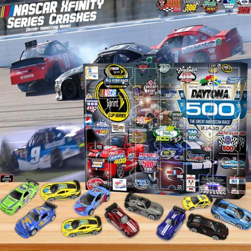 NASCAR Advent Calendar -- 🎁Bring 24 gifts