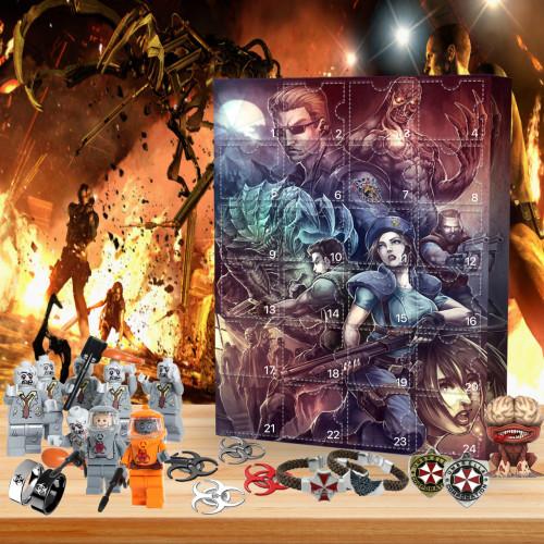 Resident Evil Advent Calendar -- 🎁Bring 24 gifts