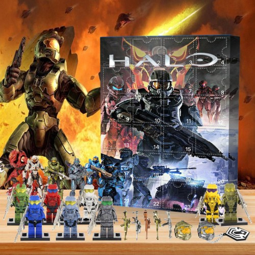 Halo Advent Calendar -- 🎁Bring 24 gifts