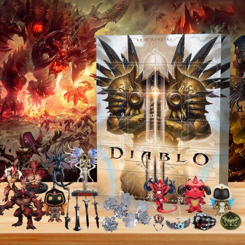 Diablo Advent Calendar -- 🎁Bring 24 gifts