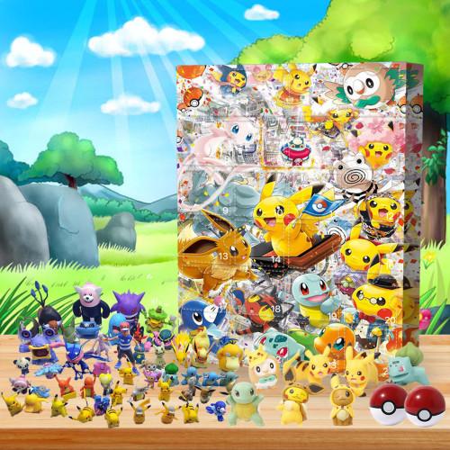 Pokémon Advent Calendar -- 🎁Bring 24 gifts