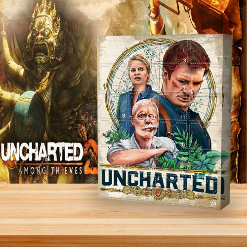 Uncharted Advent Calendar -- 🎁Bring 24 gifts