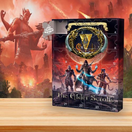 The Elder Scrolls  Advent Calendar -- 🎁Bring 24 gifts