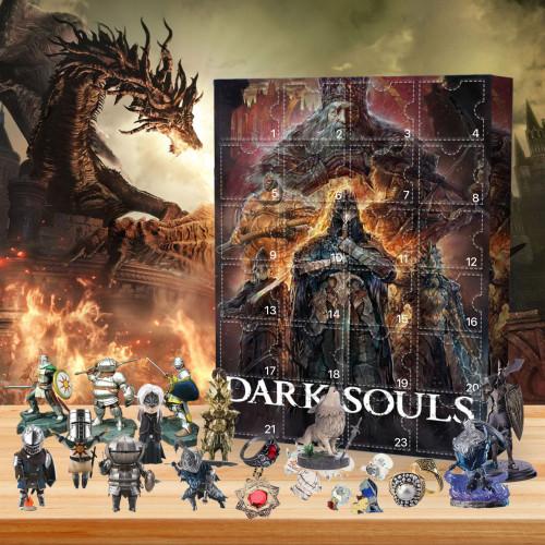 Dark Souls Advent Calendar -- 🎁Bring 24 gifts