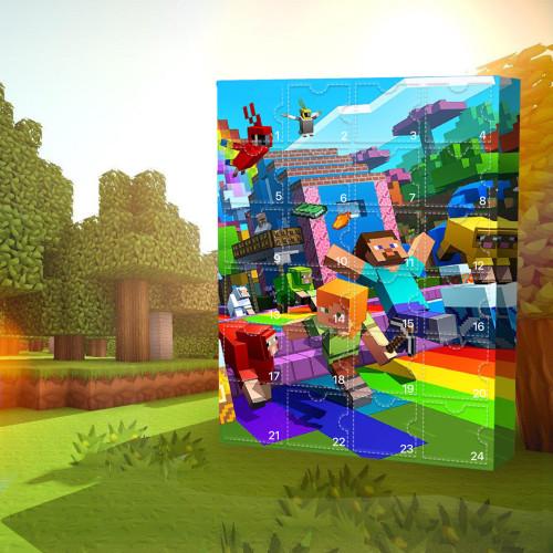 Minecraft Advent Calendar -- 🎁Bring 24 gifts
