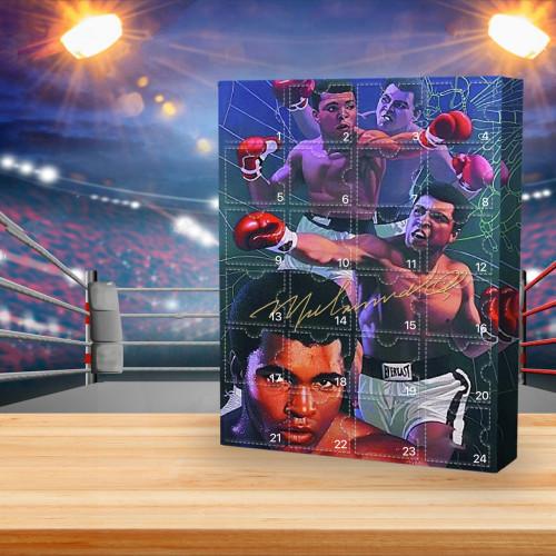 🥊Boxing - Muhammad Ali Signature Advent Calendar -- 🎁Bring 24 gifts