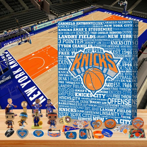 🏀New York Knicks Advent Calendar -- 🎁The One With 24 Gifts