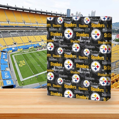 🏈Pittsburgh Steelers  Advent Calendar🎁 The best gift choice for fans