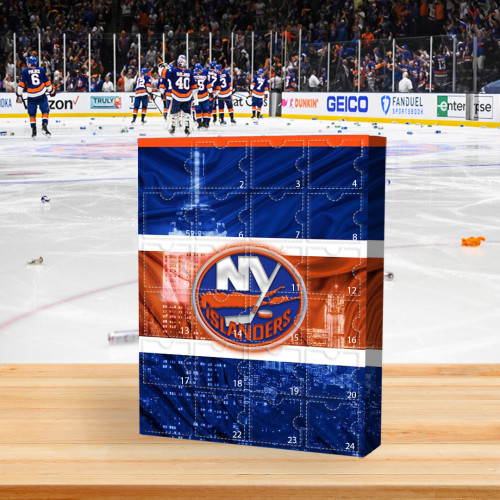 🏒New York Islanders  Advent Calendar🎁 The best gift choice for fans
