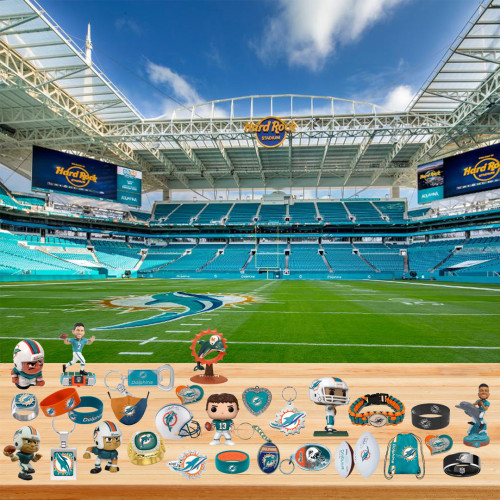 🏈NFL Miami Dolphins  Advent Calendar🎁 The best gift choice for fans