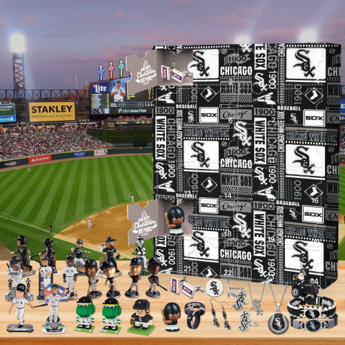 ⚾MLB Advent calendar - Chicago White Sox🎁 The best gift choice for fans