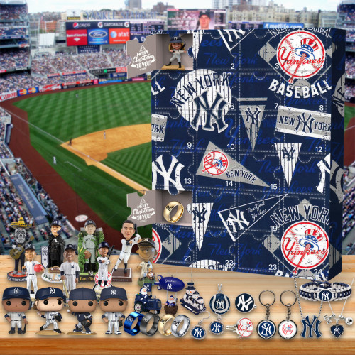 ⚾MLB New York Yankees - Advent Calendar🎁 The best gift choice for fans
