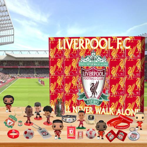 ⚽Premier League  Advent Calendar - Liverpool F.C.🎁 The best gift choice for fans