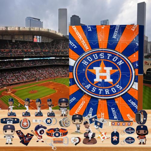 ⚾MLB  Advent Calendar - Houston Astros🎁 The best gift choice for fans