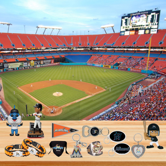 ⚾MLB  Advent Calendar - Miami Marlins🎁 The best gift choice for fans