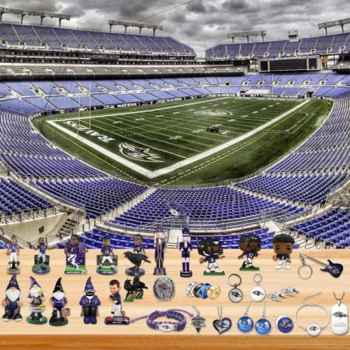 🏈NFL Baltimore Ravens Advent Calendar🎁 The best gift choice for fans